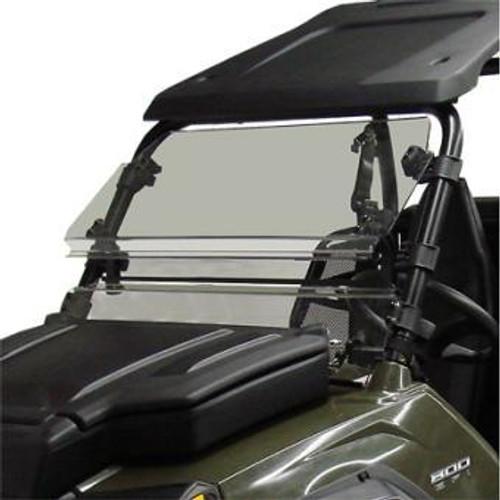 Polaris RZR 570/800/900 Full Tilting Scratch Resistant Windshield -