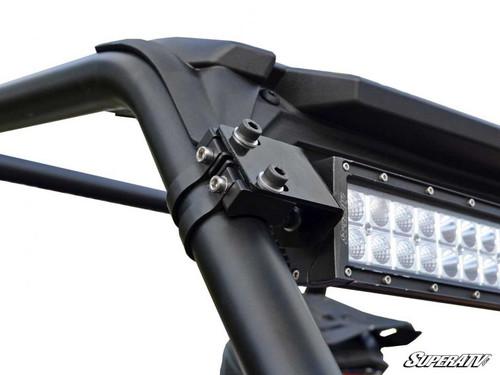 "Polaris RZR 30"" Straight/Curved Light Bar Cage Mounting Bracket"