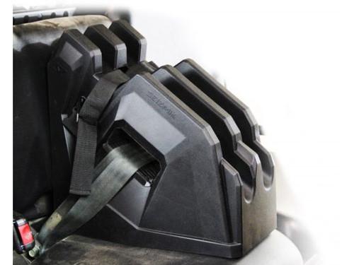 Seizmik In Cab On Seat (ICOS) UTV Gun Rack