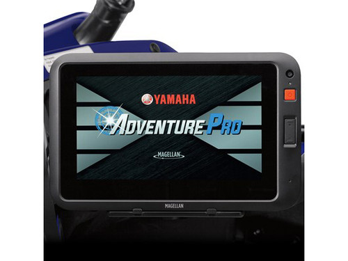 Yamaha Adventure Pro™ powered by Magellan®