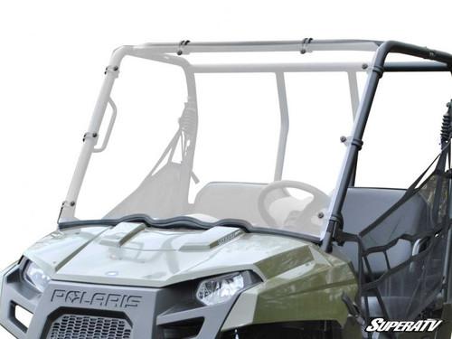 Polaris Ranger Midsize Scratch Resistant Full Windshield