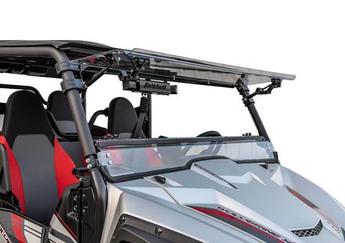 Yamaha Wolverine X2-X4 Flip Up Windshield