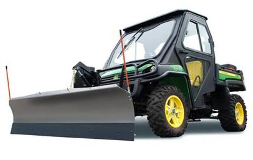 "Full Hydraulic 72"" Snow Plow"