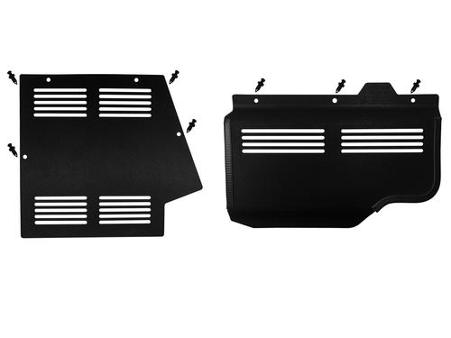Can-Am Maverick X3 Battery And ECU Cover Set