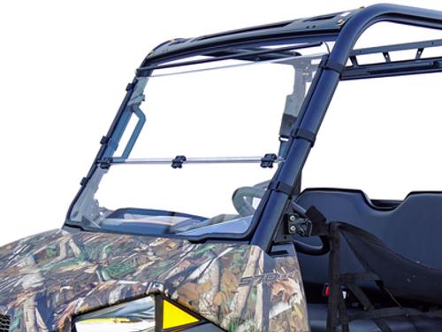 Polaris Ranger Mid-Size Scratch Resistant Folding Shield For Pro-Fit Models