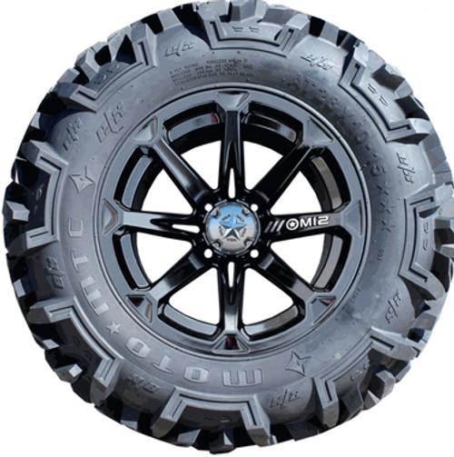 M12 Diesel Wheels w/ EFX Moto MTC Tires