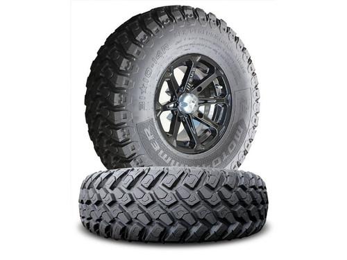 MSA M12 Diesel Wheels w/ EFX MotoHammer Tires