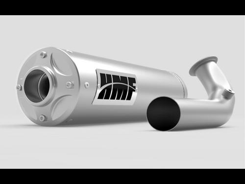 HMF Titan SS Exhausts - Can-Am Maverick Turbo