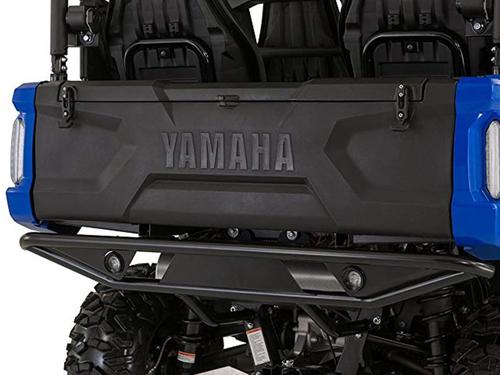 Yamaha Wolverine X4 Rear Brush Guard