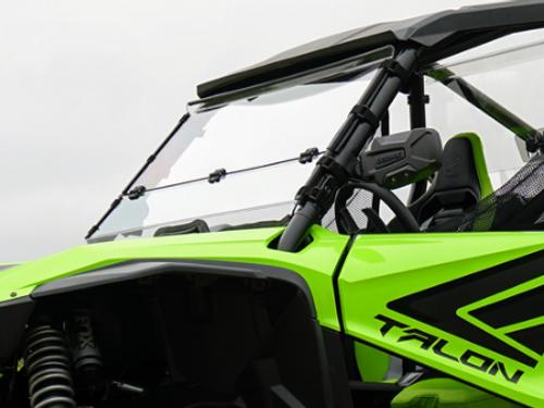 Honda Talon Scratch Resistant Folding Windshield