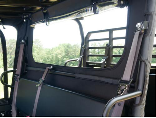Kawasaki Mule Pro-FXT Rear Window Panel