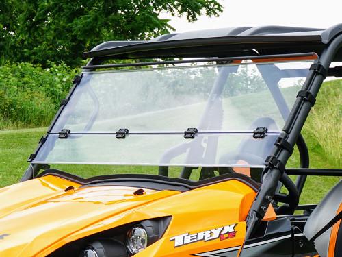 Kawasaki Teryx 800 Folding Windshield With Hard Coat