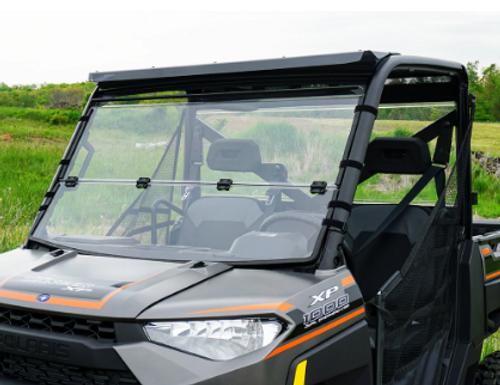 Polaris Ranger XP 570 / 900 Scratch Resistant Folding Windshield