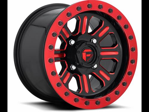Hardline D911 Beadlock Wheels