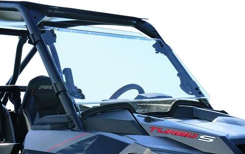 Polaris RZR XP Turbo-S Full Tilting Windshield