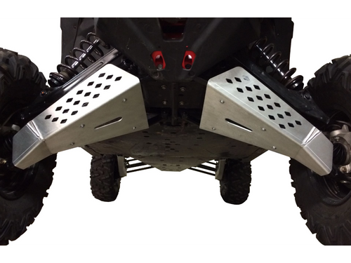 Can-Am Maverick X3 X RS - 2 Piece A-Arm / CV Boot Guard Set