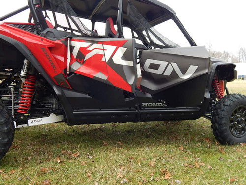 Honda Talon 1000X-4 Lower Door Inserts
