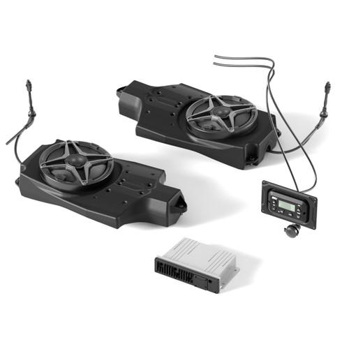 Yamaha Wolverine Audio Kit by SSV Works