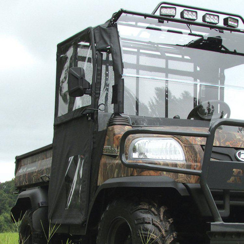 Kubota RTV Sidekick XG850 Hinged Full Door & Rear Panel Kit