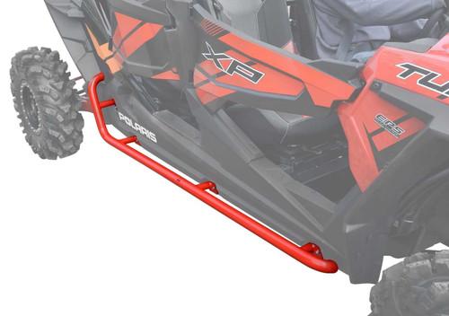 Polaris RZR XP 4 Turbo S Rock Sliding Nerf Bars