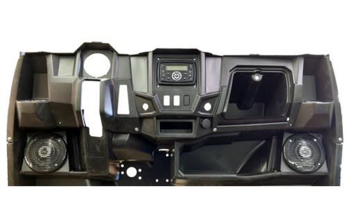 2015+ Polaris Ranger Midsize In Dash Stereo System