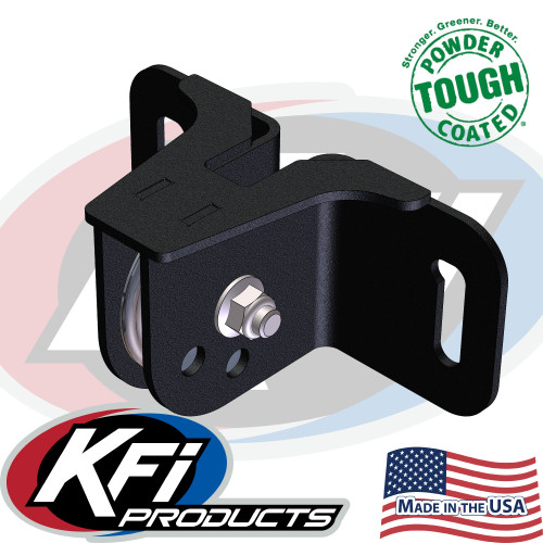 KFI Plow Roller Fairlead for Synthetic Cable Winch