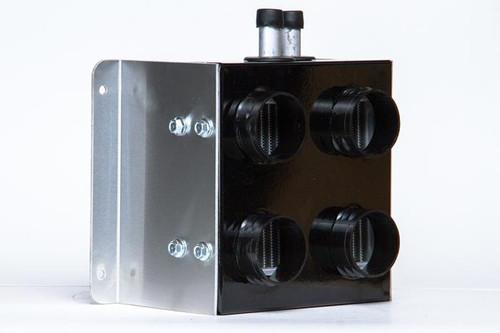 Tracker XTR1000 Inferno Cab Heater w/Defrost