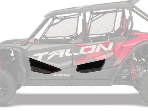 Honda Talon 1000-4 Tinted Lower Door Inserts