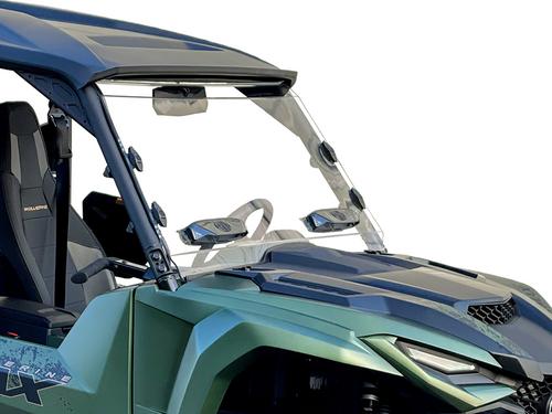 Yamaha Wolverine (2021+) Windshield w/Dual Comfort Flow Vents-HC
