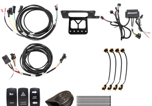 Yamaha Viking Deluxe Plug & Play Turn Signal Kit