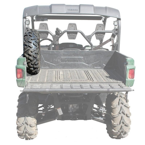 Yamaha Viking Bed Mount Spare Tire Carrier