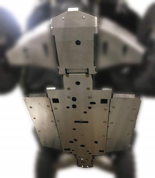 Yamaha Wolverine RMAX 4 Center Skid-Bash Plate Kit