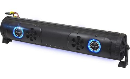 Bazooka 450W 36-inch Bluetooth G3 Sound Bar w/RGB Lighting