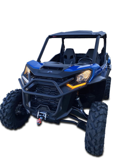 2021+ Can-Am Commander Turn Signal Kit W/ Signature Ghost Lights