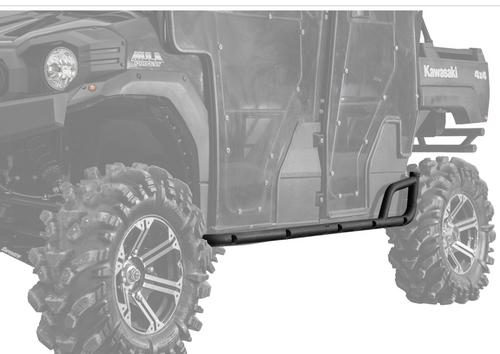 Kawasaki Mule Pro FXT-DXT Heavy Duty Nerf Bars