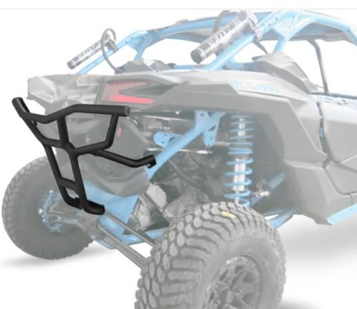 Can-Am Maverick X3 Alloy Rear Bumper
