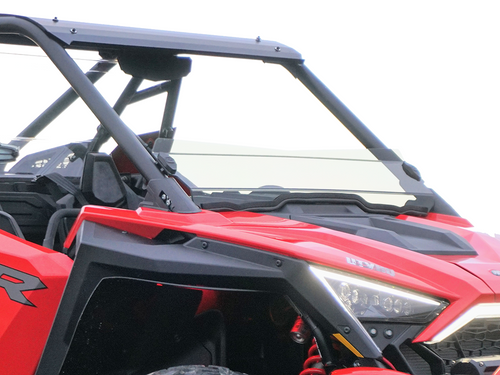 Polaris RZR Pro XP Scratch Resistant Half Windshield