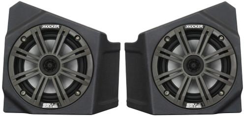 Kawasaki KRX 1000 Front Kick Speaker Pods