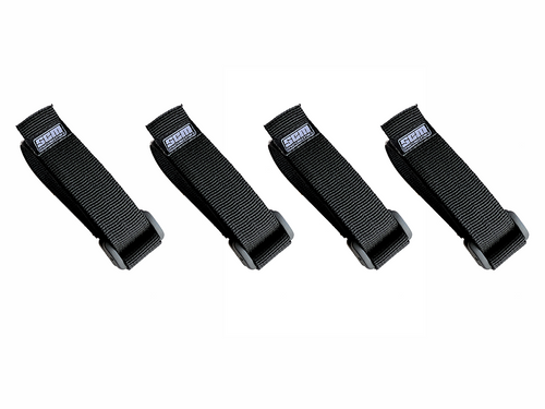 6pk Replacement Straps for SCM Windshields