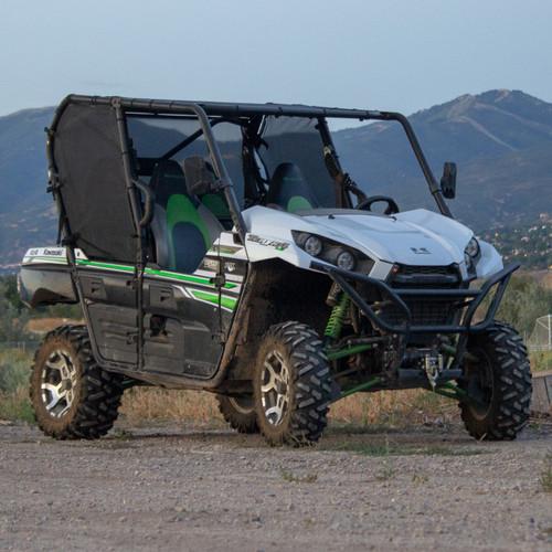Kawasaki Teryx 4 Rear Cab Window Shade Nets