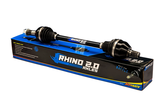 2021+ Can Am Commander Rhino 2.0 Heavy Duty Axles