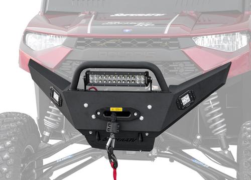 2018+ Polaris Ranger XP 1000 Winch Ready (12000lbs) Front Bumper