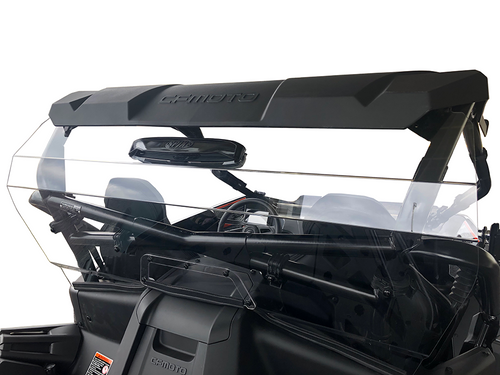 CFMoto ZForce 950 Sport Vented Rear Windshield
