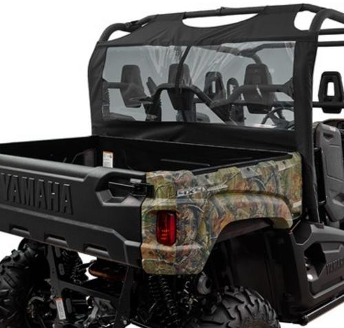 Yamaha Viking Rear Window (Black)