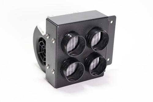 Polaris RZR Trail 900-1000 w/Glovebox Sub - Inferno Heater with Defrost
