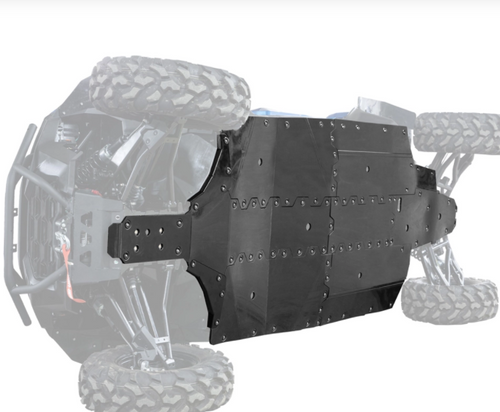 2021+ Can-Am Commander MAX Full Skid Plate