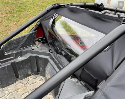 Polaris RZR Pro XP 4-Seat Rear Windjammer