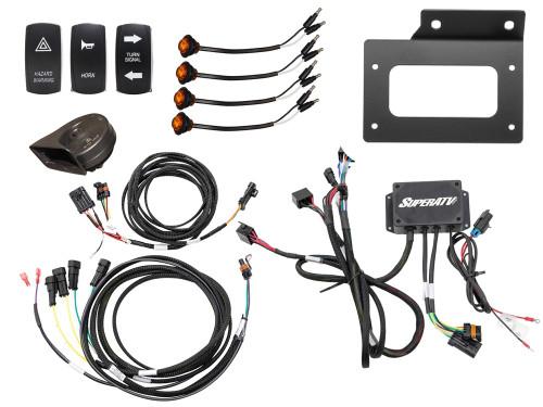 Kawasaki Teryx KRX 1000 Plug and Play Turn Signal Kit