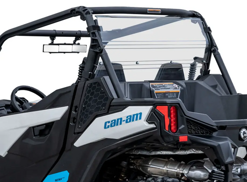 Can-Am Commander MAX Rear Windshield