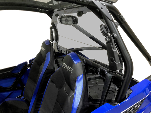 Polaris RZR Trail Rear Tinted/ Vented Windshield